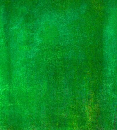 page borders: abstract green background, old wallpaper