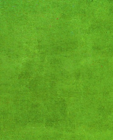 green paper: abstract green background, old wallpaper