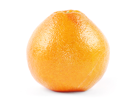grapefruits: grapefruits on white background