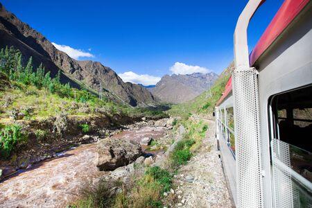 peru: Peru Rail from Cuzco to Machu Picchu (Peru)