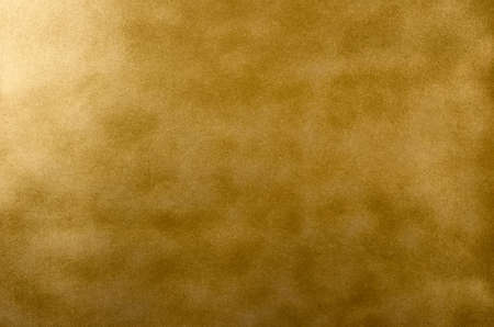Gold paper texture or background Stock Photo