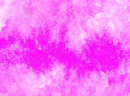 abstract pink watercolor splash stroke background Stock Photo