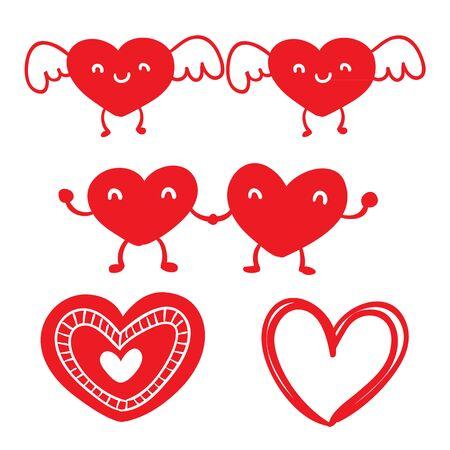 hartje cartoon: Heart cartoon