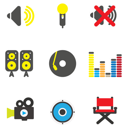 entertainment icon: Entertainment Icon