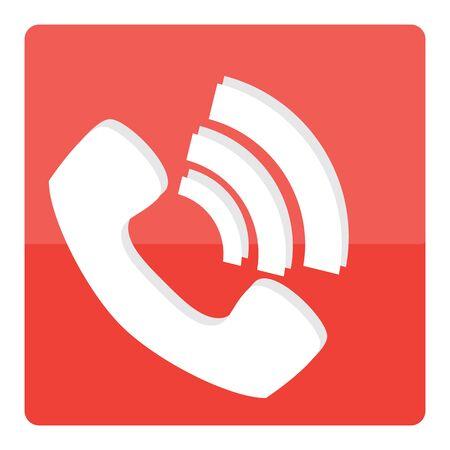 llamando: Phon Icono Llamada