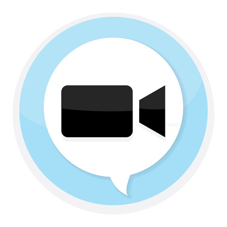 calling: Video Calling Stock Photo