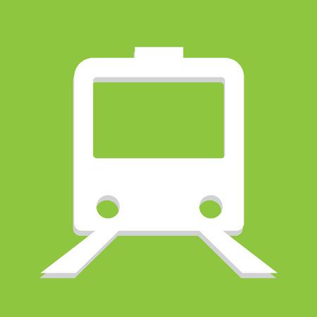 Tran Vector Banco de Imagens - 43865284