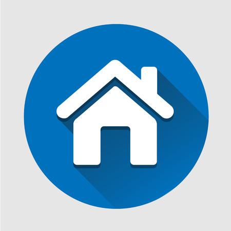 Home Icon Stock Photo - 38526708
