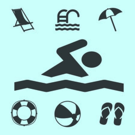 Sport Vector Icon Stock Photo - 39146574