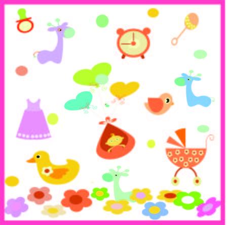 Toy Baby Icon Stock Photo