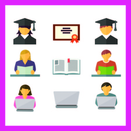 People Education Stock Photo