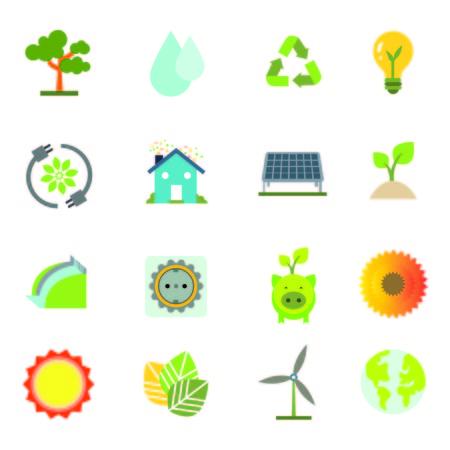 Green Nature Icon