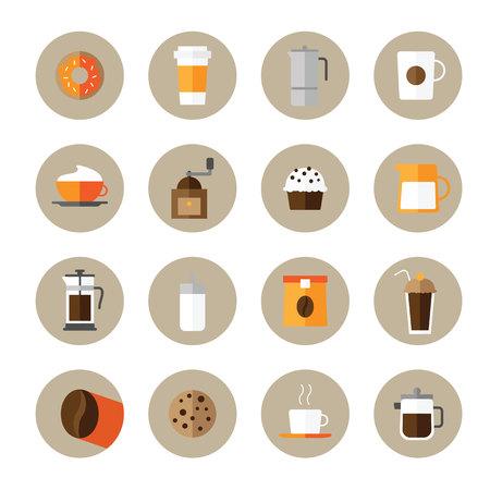 Coffee Icon Stock Photo - 39728403