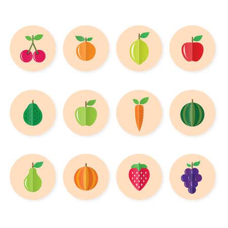 Fruit Icon Vector