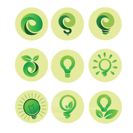 Eco Icon Stock Photo - 39728188