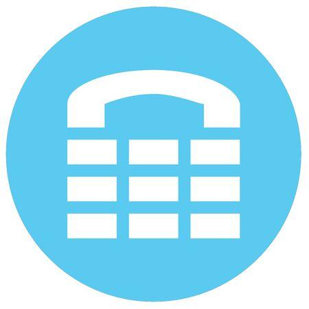 Phone Icon Stock Photo - 43619857