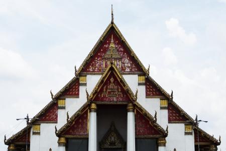 outbound: Mongkol Bophit Temple, Ayutthaya, Thailand