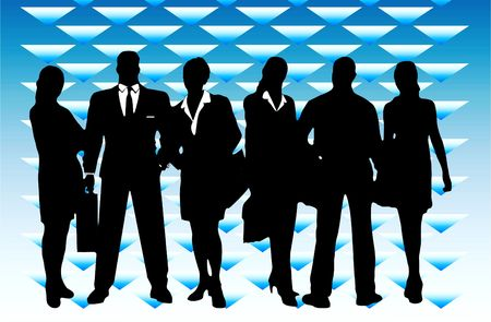 collaborators: Bussiness people