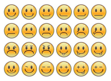 he laughs: Smiles , emoticons