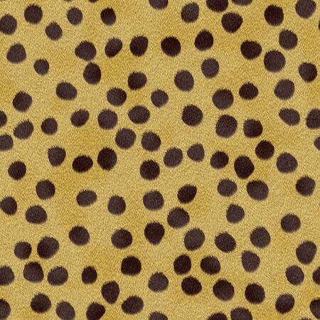 Cheetah texture photo