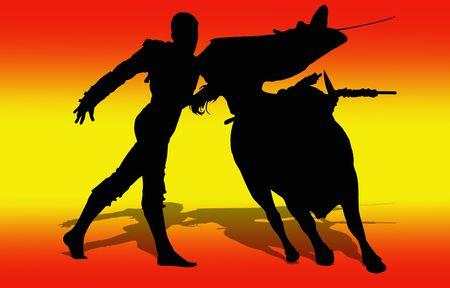 matador: Stierenvechter in actie