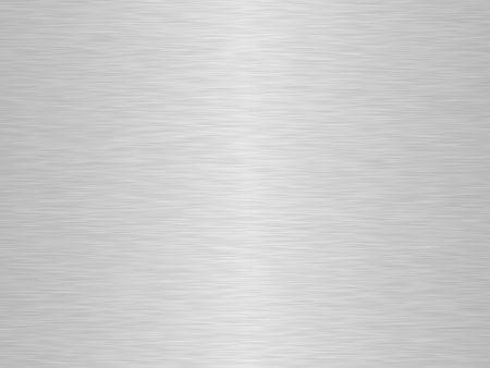 duration: textured aluminum Stock Photo