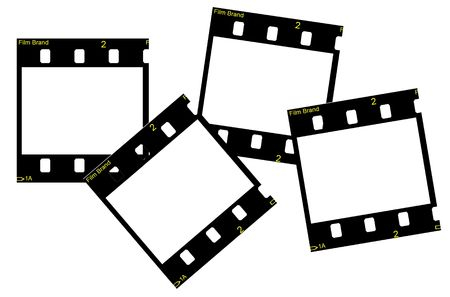 negatives: photographic negatives