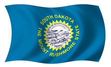 dakota: Flag of South Dakota