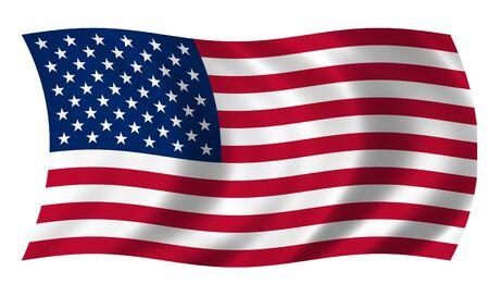 Flag of United States photo
