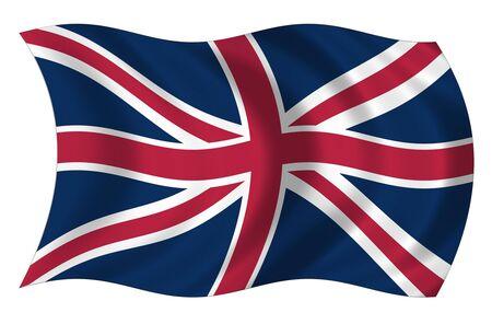 great britain: Drapeau de la Grande-Bretagne