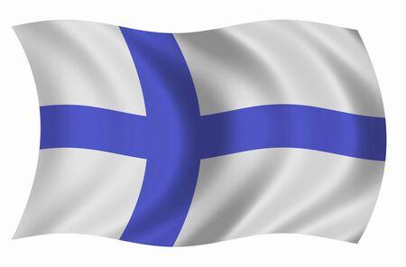 Finlands flag