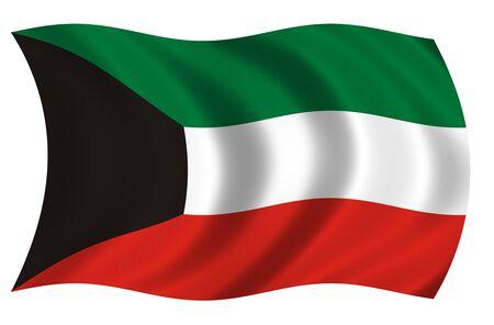 koweit: Drapeau du Kowe�t
