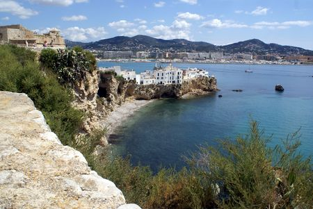 mediterraneo: Ibiza - Balearic Islands - Ibiza tourist province- Spain