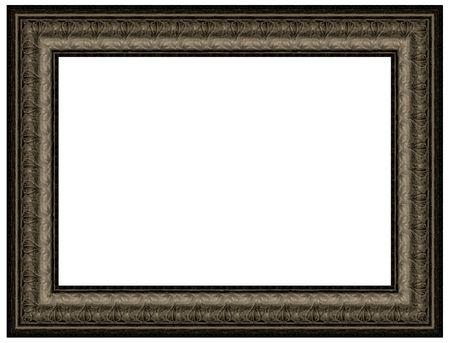 Illustration of a framework for Photographs or paintings illustration