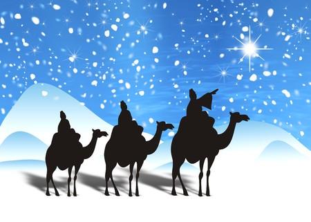 chrismas background: Illustration Christmas Background , Chrismas  Card