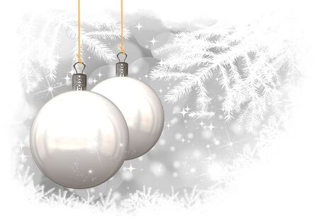 伝統的なクリスマスの背景、クリスマス カードのイラスト