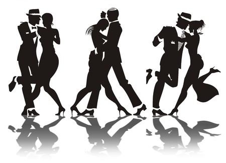 man and woman dance at a party Stock Photo - 8924664