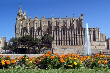 Cathedral - Palma de Mallorca - Balearic Islands - Spain photo