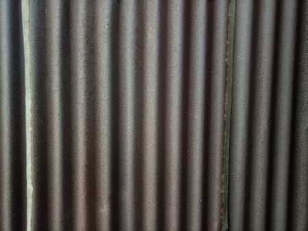 Zinc plate rust Background material wall textures 写真素材 - 116144422