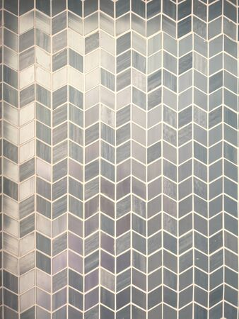 ceramic cube material floor, wall reflex glossy
