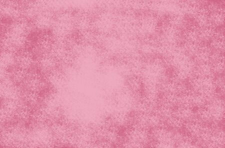 The distribution of color and abstract background pink tone color, rough texture