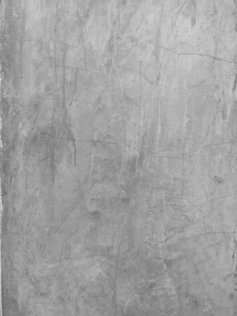 Cracks on the Cement wall has gray color and smooth abstract surface texture concrete material background 版權商用圖片