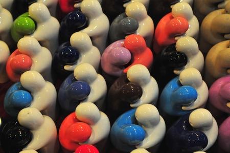 ceramiki: Dolls Ceramics , hug