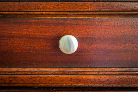 traditional old chinese style closet knob photo
