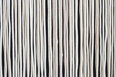texture of many small ropes