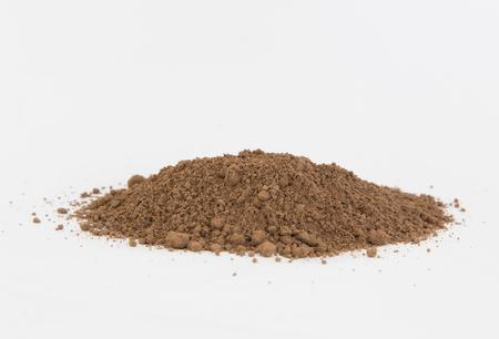 dirt: Pile of dirt