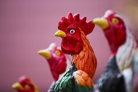 thai believe: chicken