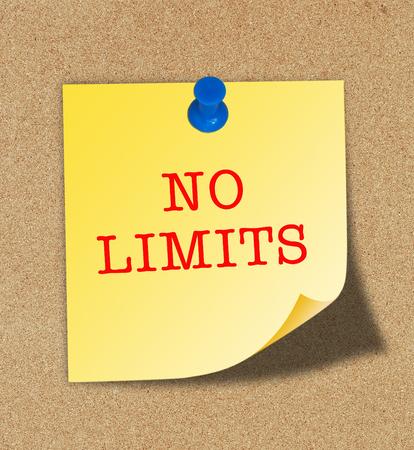 No limits  photo