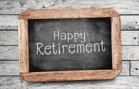 Happy Retirement Stock Photo - 33009244