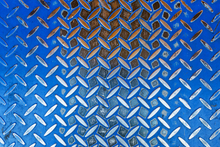 Metal texture background. (plate, diamond, metal)